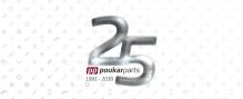 25. výročí vzniku POUKARparts se nám blíží!